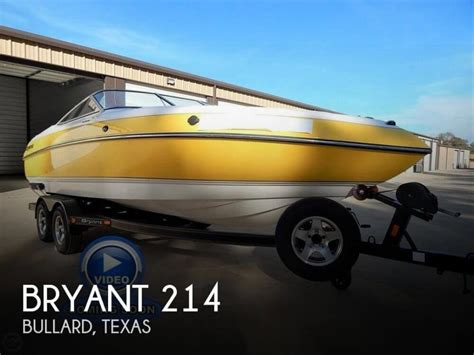 bryant boats for sale in texas bryant 214 boats for sale