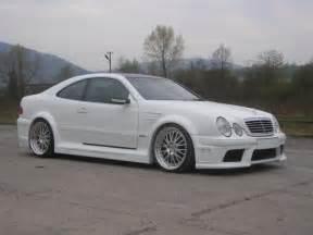 Mercedes W208 Mercedes Clk W208 Wide Bodykit Atbodykits Ltd