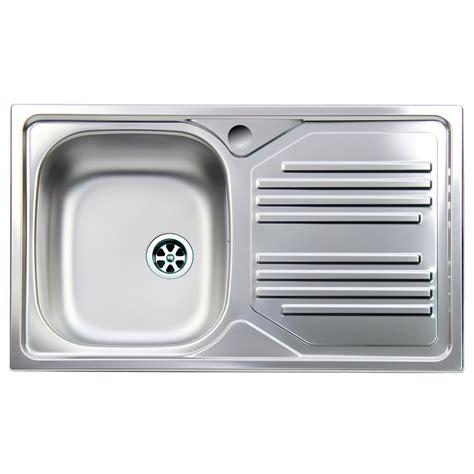 lavello con gocciolatoio lavello cucina atmosfera apell con vasca singola e