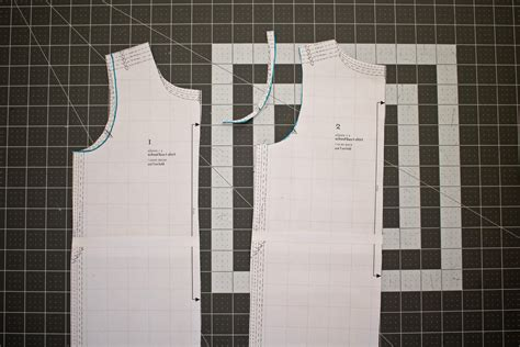 shirt pattern pieces how to make a tank out of a t shirt pattern blog