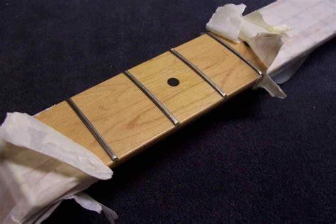 Gitarre Neu Lackieren Lassen by Segment Lackierung An Fender Stratocaster Ahorn Griffbrett