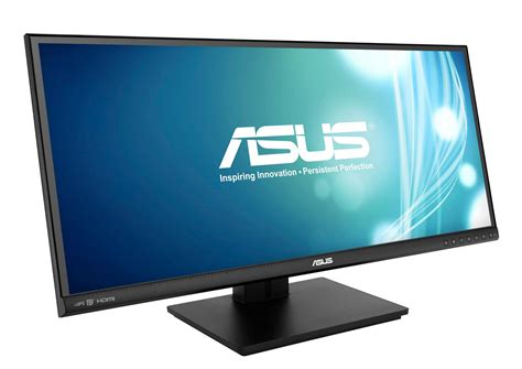 Ultra Wide Monitor asus pb298q ultra wide 21 9 panoramic monitor revealed