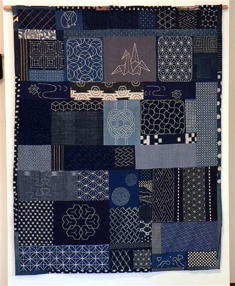 Japanese Patchwork Patterns - 1000 ideas about japanese quilts on quilt