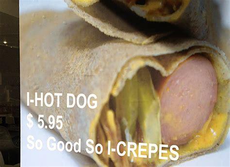 Gamis Crepe India 50 i crepe is bringing crepes and mango samosas