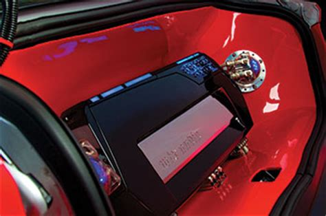 hall of fame cars coustic car audio