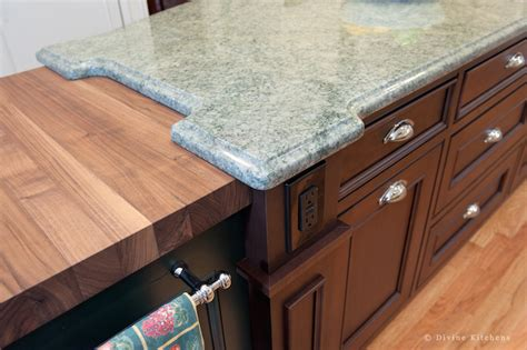 kitchen island outlet options for hiding kitchen outlets