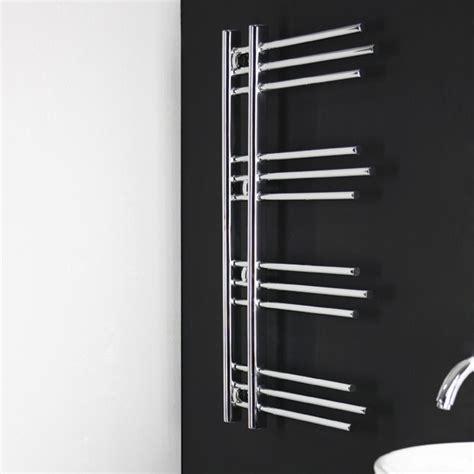 radiateur seche serviette 406 s 232 che serviettes design eau chaude rubin chrom 233 243 w