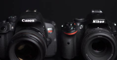 canon or nikon entry level cameras canon vs nikon gear talk episode 11