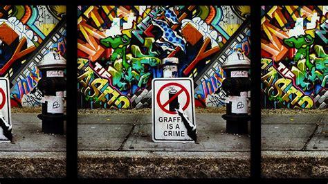 graffiti or crime banksy the free encyclopedia