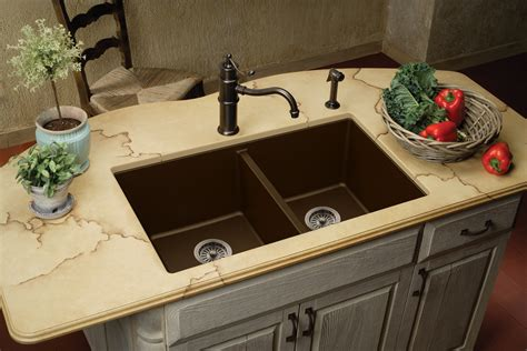 Where To Buy Sinks For Kitchen by What Is Best Kitchen Sink Material Homesfeed