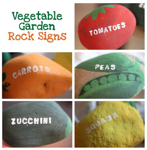 What A Clever Idea For Vegetable Garden Signs By Repeat Garden Signs For Vegetables