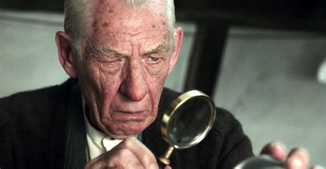 mr ian mckellen s take on the popular detective