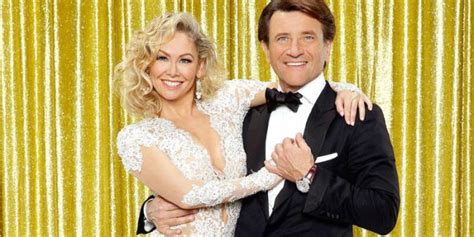 robert herjavec and kym johnson talk dating rumors are kym johnson robert herjavec dwts partners dating