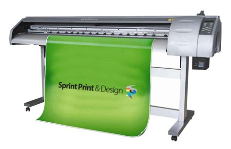 large format large format printing sprint print large format print