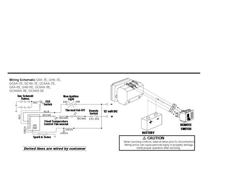 rv water heater wiring diagram suburban rv water heater
