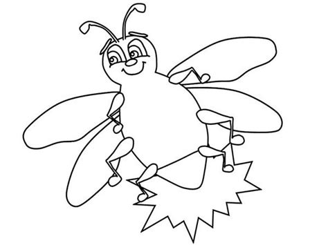 firefly coloring pages printable coloring pages