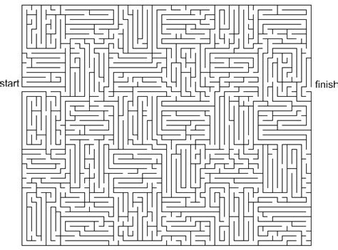 free printable maze hard 28 free printable mazes for kids and adults kitty baby love