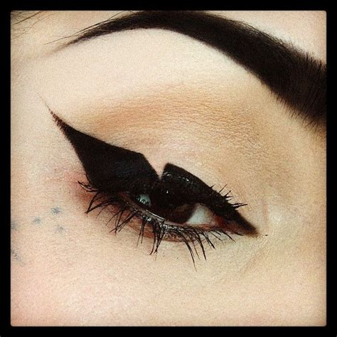 kat von d tattoo liner tutorial pin by shelby small on makeup pinterest eyeliner kat