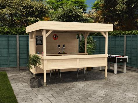 Garden Of Bars Garden Bar W3 0m X D3 0m