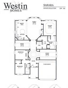 westin homes houston floor plans