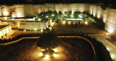 giardino ipogeo una cava il giardino ipogeo e sapori tenaci di sicilia