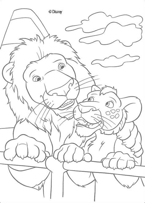 free coloring pages disney the wild thornberrys coloring