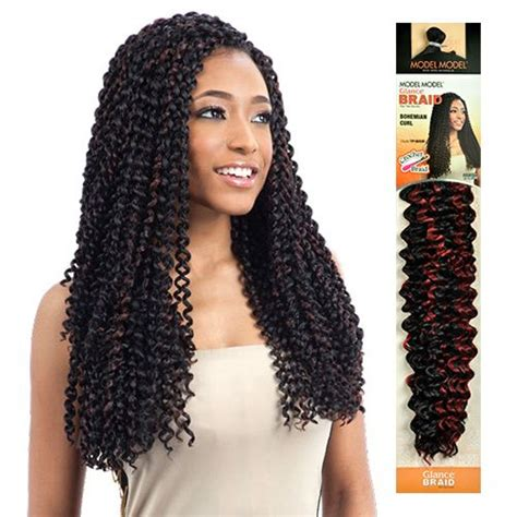 pictures of long blonde bohemian crochet braids curled using hair rods pinterest the world s catalog of ideas