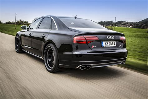 Abt Audi by Abt 2014 Audi S8 640hp And 780nm