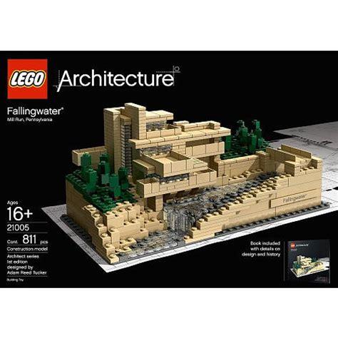 Toys Lego Architecture Fallingwater 21005 lego architecture fallingwater 21005