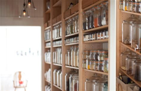 Open Pantry Ideas by Pantry Design Shelf Plans Studio Design Gallery