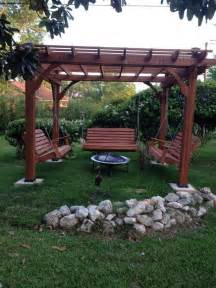 Backyard Discovery Hanging Pergola Swing Best 25 Pallet Pergola Ideas On
