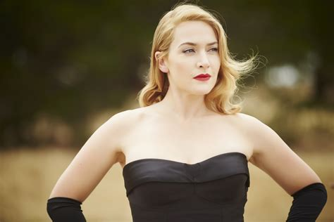 10 Reasons To Kate Winslet by Kate Winslet In High Fashion Dramedy The Dressmaker
