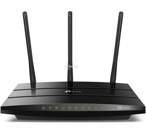 Router Wifi Unifi Tp Link Ac1200 Wireless Dual Band Gi End 8 13 2018 1 18 Pm