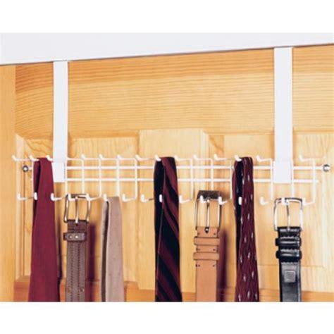 The Door Tie Rack by 1217 The Door Tie And Belt Rack