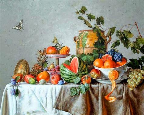cuadros de oleo de frutas cuadros de frutas para cocina fotos de pinturas famosas