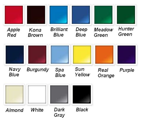rust oleum spray paint color chart reanimators