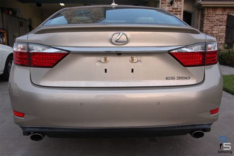 tan lexus lexus es350 tan polished and collnited
