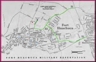fort huachuca arizona map pin by d dunlap on fort huachuca az