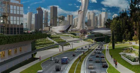 The City the city of tomorrow