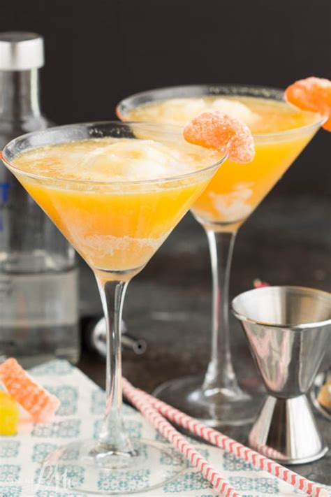orange martini recipe dreamsicle martini recipe 187 call me pmc