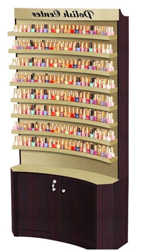Nail Center Rack by 17 Best Images About Nail Salon Furniture On
