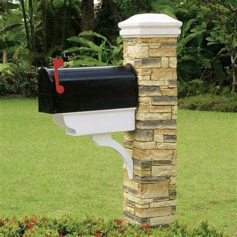 diy mailbox 5 diy home improvement projects using airstone