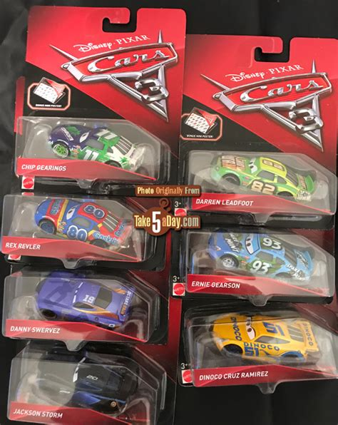 Disney Cars Mini Racer 13 Florida Ramone mattel disney pixar cars 3 the u singles with mini