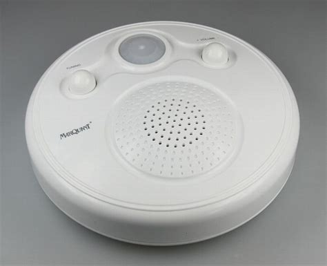 Kleines Badradio by Badradio Wandradio Deckenradio Pir Sensor