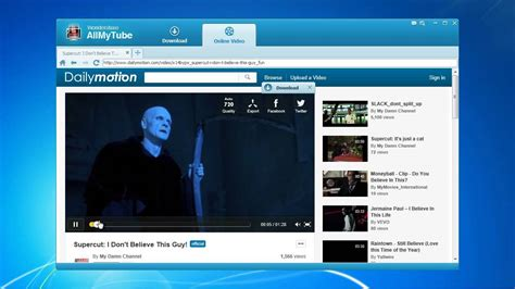 on dailymotion dailymotion easy dailymotion downloader