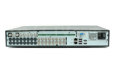 Dvr 4 Channel Brand Edge 5 In 1 2mp Hdmesin Rekam 16 channel tribrid dvr recorder 4sata