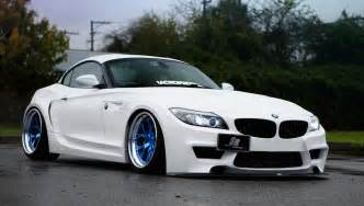 Bmw Custom Custom Wide Bmw Z4 By Europa Auto Design