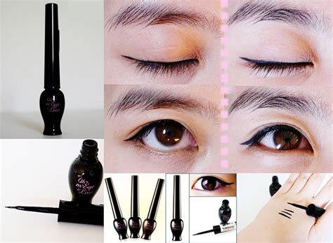 Eyeliner Etude Oh My Line tags eye lines eyeliner etude house oh my line ad