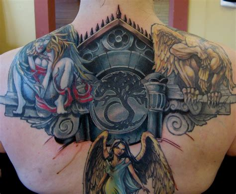 super genius tattoo damon conklin genius seattle wa color