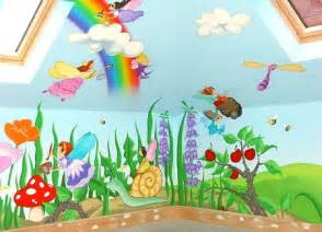 cartoon characters or animals mural painting for the kids best 25 kids murals ideas that you will like on pinterest